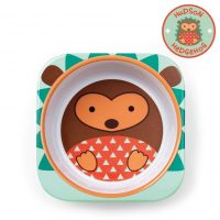 skiphop-zoo-little-kid-tableware-hedgehog-bowl_3