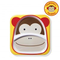 skiphop-zoo-little-kid-tableware-monkey-plate_3