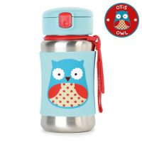 skiphop-zoo-stainless-steel-kids-bottle-owl_1_2