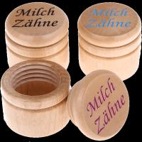 Milchzahn-Dose