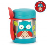 skiphop-zoo-little-kid-insulated-food-jar-owl_3